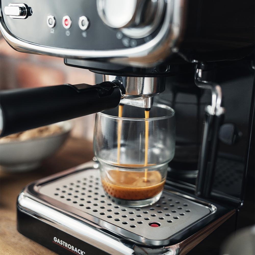 Design Espressomaschine Basic