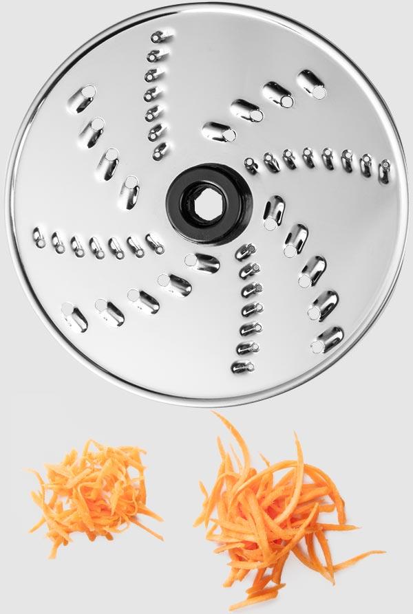 Design Foodprocessor Advanced Zubehör - Reibescheibe 1