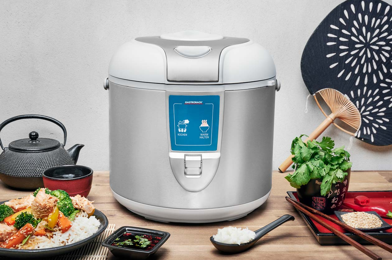 Design Rice Cooker Pro