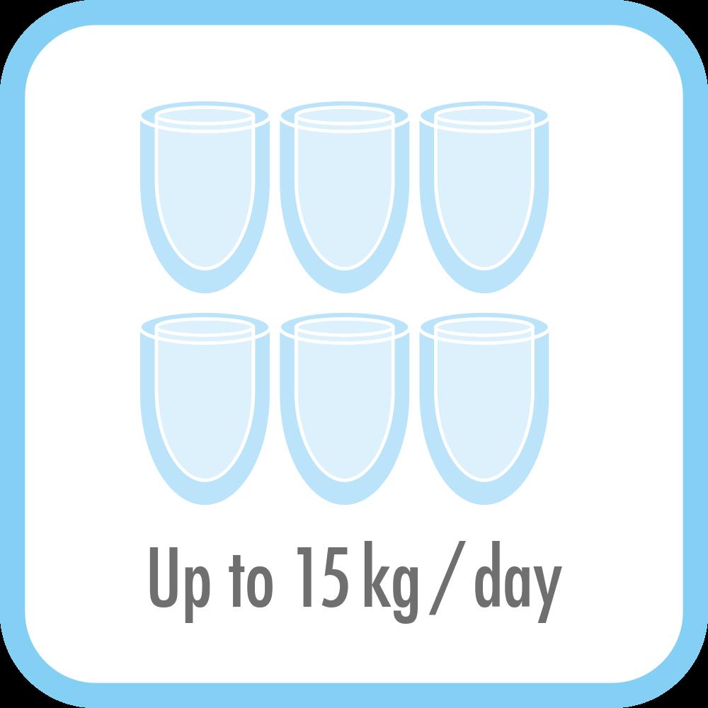 Ice Maker Bartender Pro - Produces 15kg/day