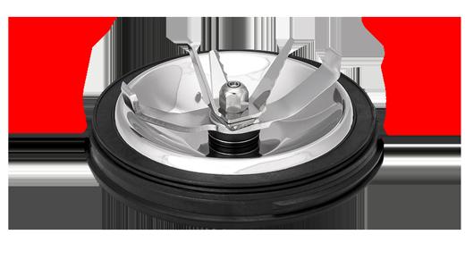 Mixervorrichtung - Altes Modell