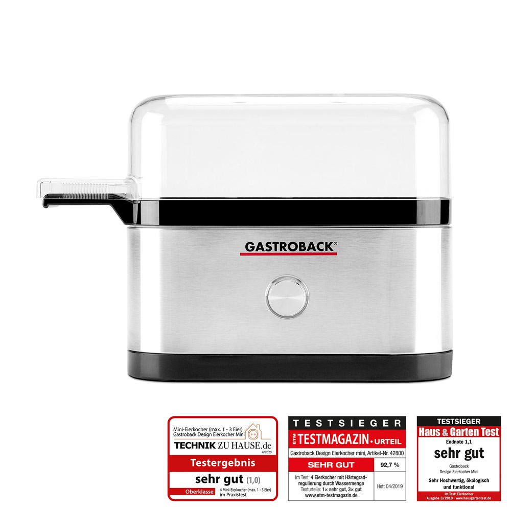 Gastroback Design Eierkocher Mini