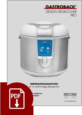 42518 - Design Rice Cooker Pro - IM