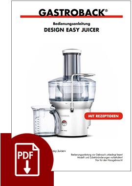 40118 - Design Easy Juicer - BDA