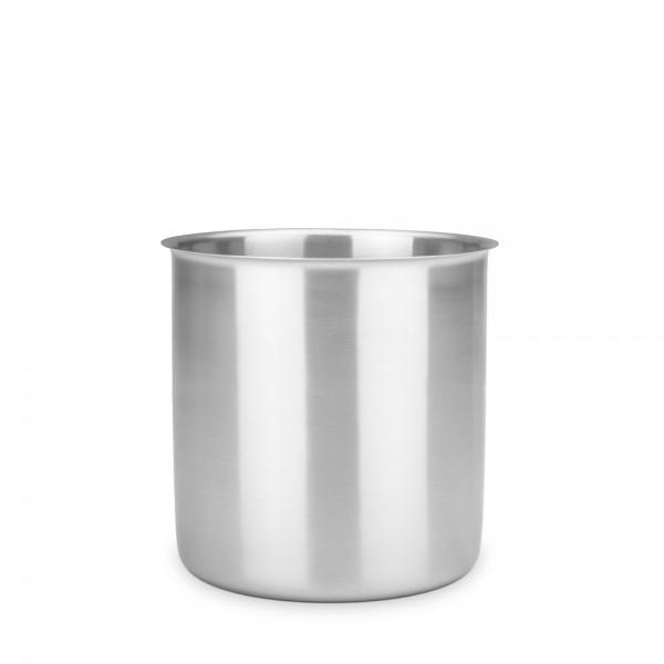 Edelstahlbehälter 6 Liter