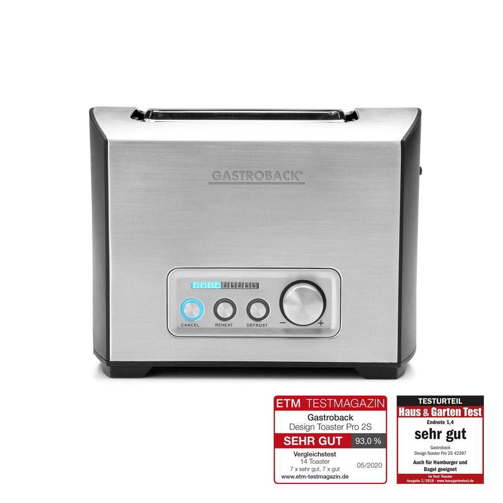 Design Toaster Pro 2S
