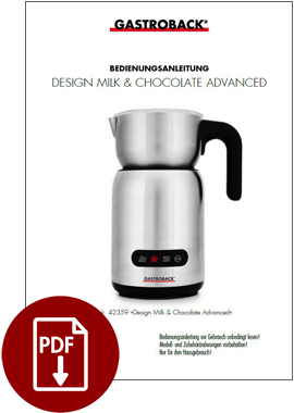 42359 - Design Milk & Chocolate Advanced - BDA