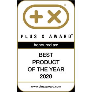 Plus X Award - Produkt des Jahres