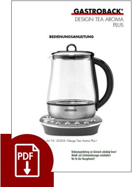 42434 - Design Tea Aroma Plus - BDA