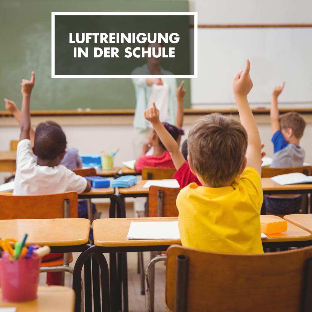 GASTROBACK® - Luftreinigung in der Schule