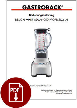41007 - Design Mixer Advanced Professional - BDA