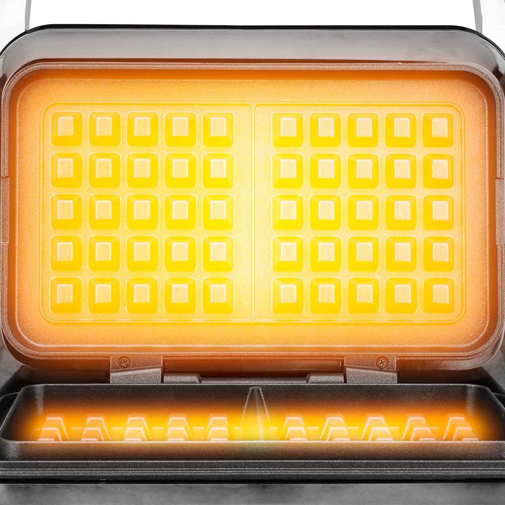 Waffle Iron Advanced Control
