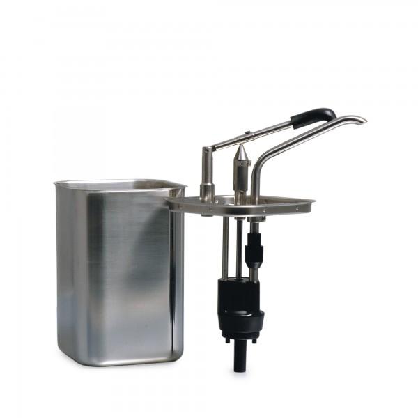 1.5 | EDU-GN-1/4 | passend für Gastronorm-Einsatzbehälter