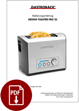 42397 - Design Toaster Pro 2S - BDA