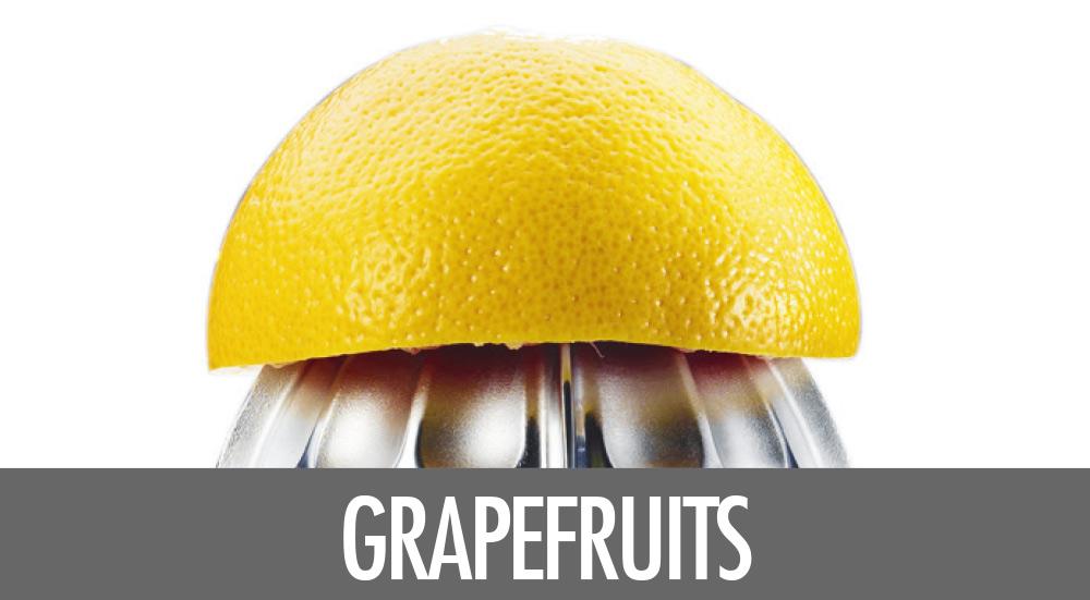 61150 Citrus Juicer Advanced Pro S - Grapefruits