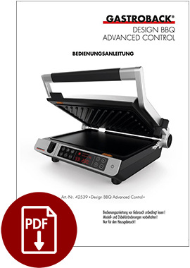 42539 - Design BBQ Advanced Control - BDA