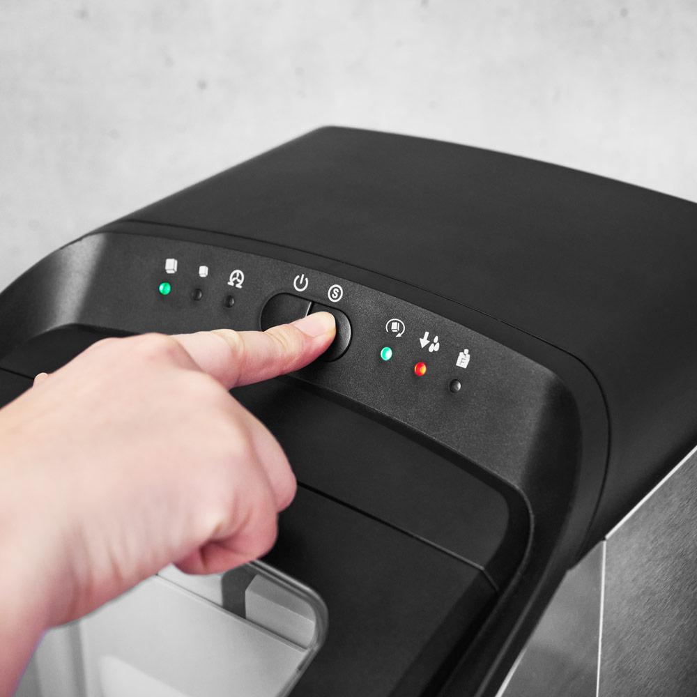 Ice Maker Bartender Pro - Controls