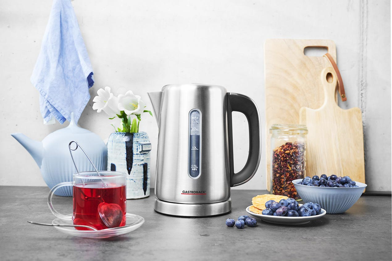 Design Wasserkocher Basic