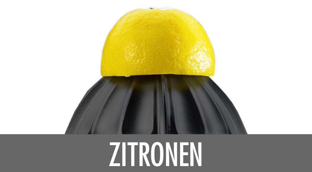 Zitruspresse Advanced Pro S - Zitrusfrüchte