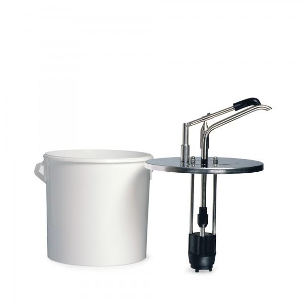 1.1 | EDU-10 | Mit Kunststoffeimer (10 Liter)