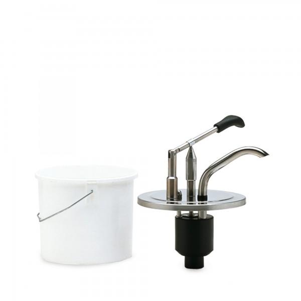 1.2 | EDUZ-10 | Mit Kunststoffeimer (10 Liter)