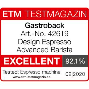 62619_Design_Espresso_Advanced_Barista_Test