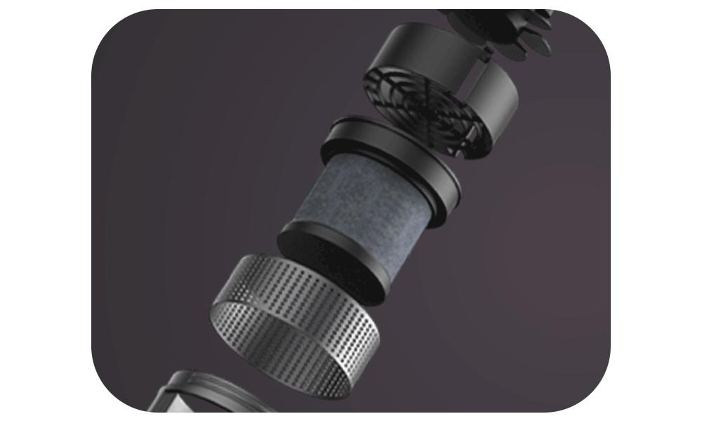 Luftreiniger AG+ AirProtect Portable - 4 in 1 Luftfiltration