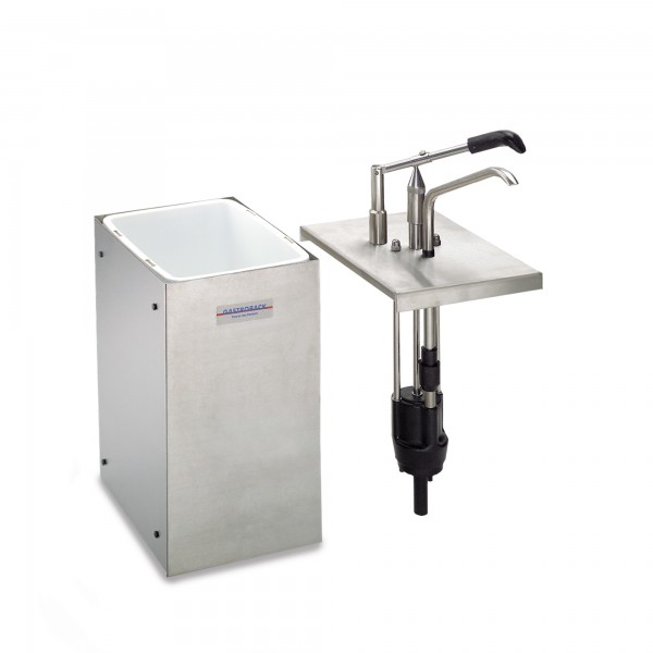 3.6 | KMU-DU-8 | Mit 8-Liter Behälter Kunststoff