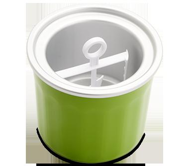 Eiscremé-Behälter