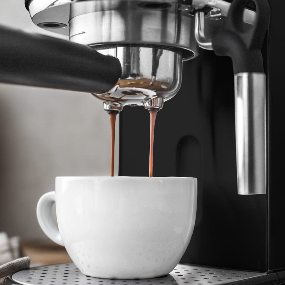 Design Espresso Piccolo Siebträger