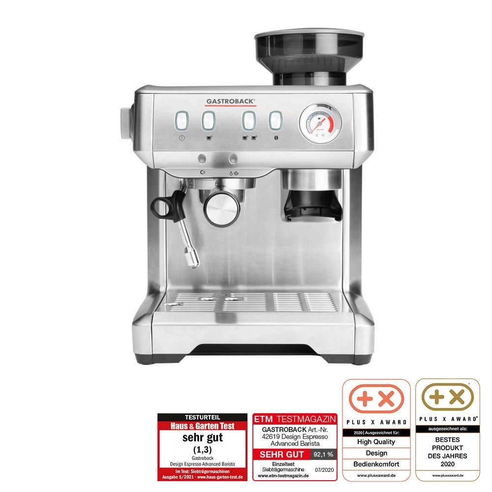 Design Espresso Advanced Barista