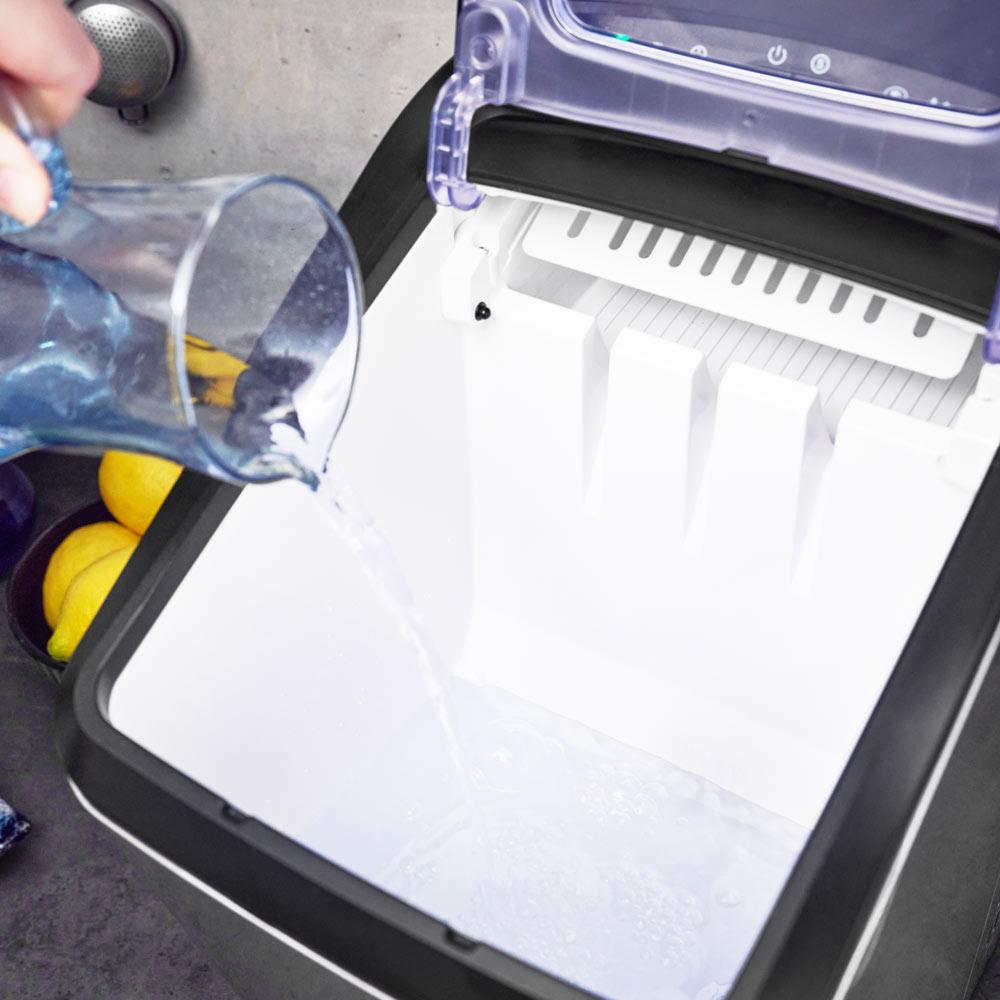 Eiswürfelbereiter Bartender Pro - 2,8 Liter Wassertank