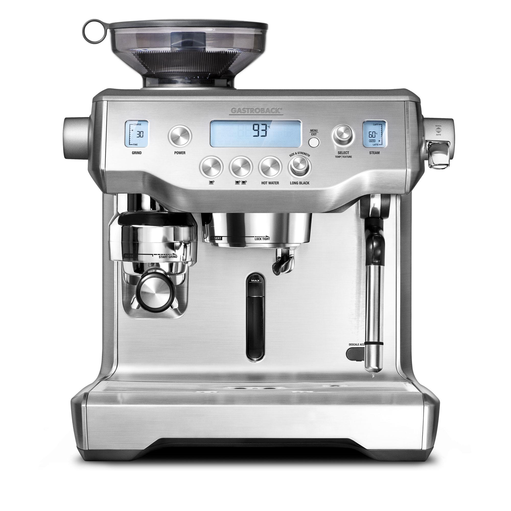 Gastroback Design Advanced Pro | Design Espresso Advanced Professional Espressomaschinen Kaffee
