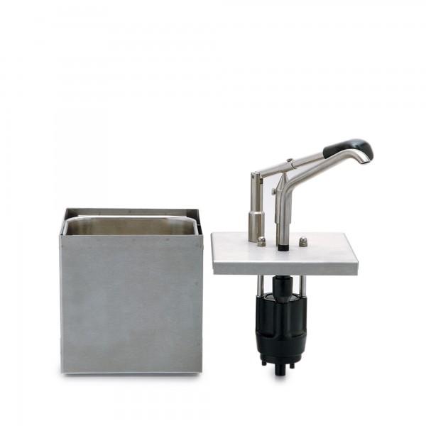 3.4 | KMU-DU-5 | Mit 5 Liter Behälter Edelstahl 18/8
