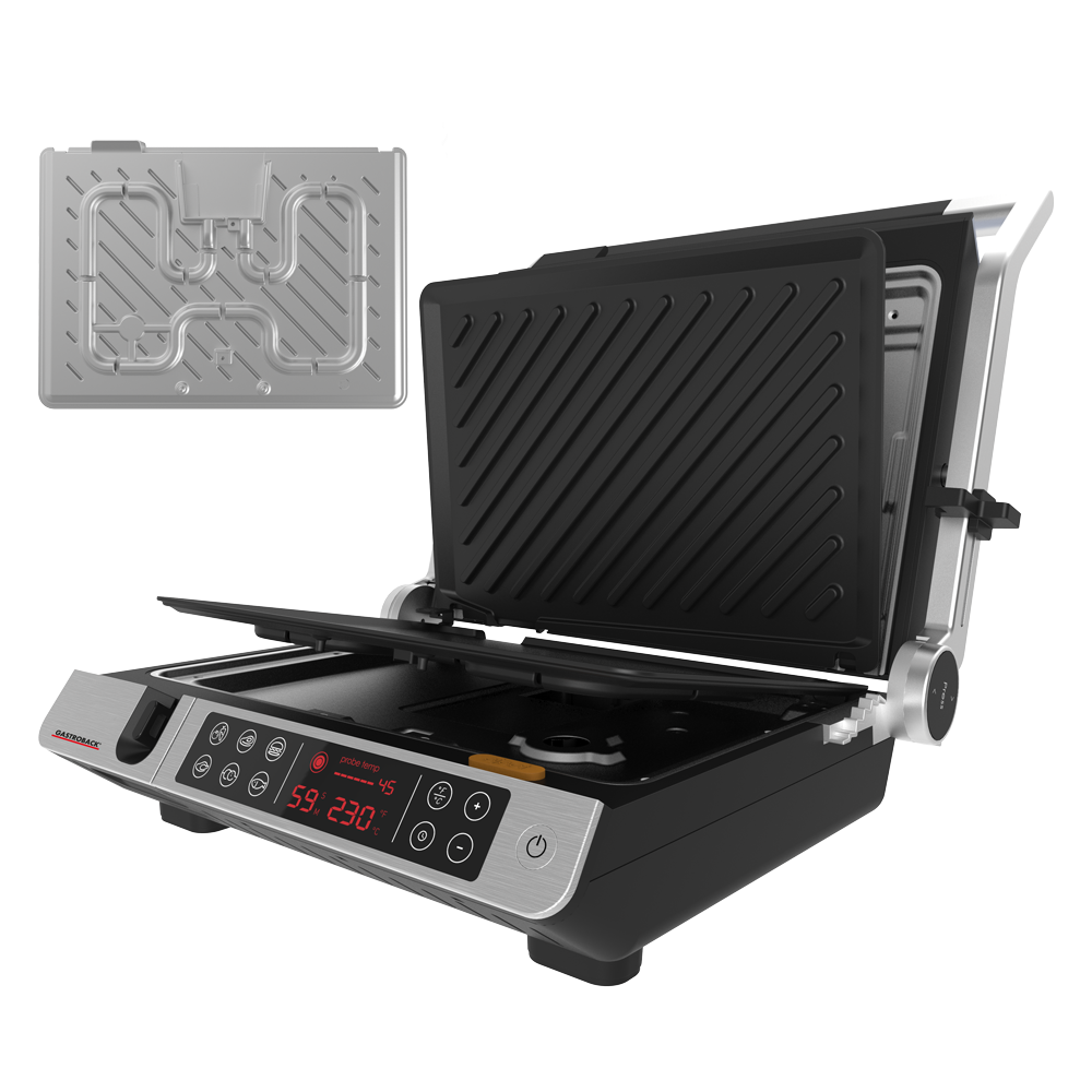 Design BBQ Advanced Control Heizplatte