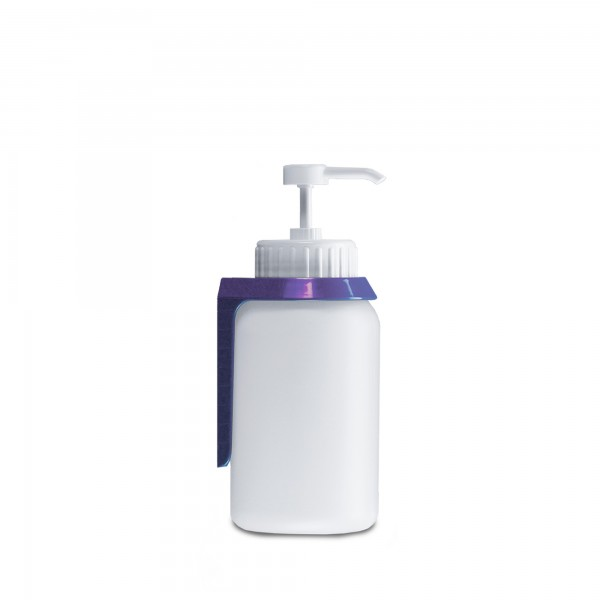 8. | SSP-4 | Seifenspender weiß aus Kunststoff