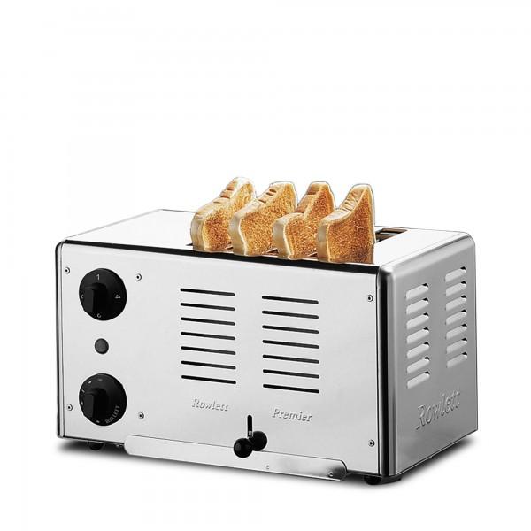 Rowlett Edelstahl-Toaster (4 Toast)