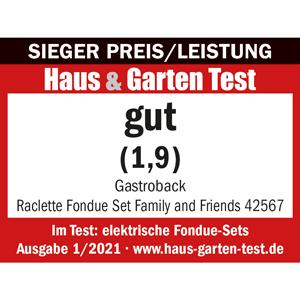Haus & Garten Test Testlogo