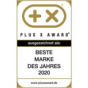 Plus X Award - Marke des Jahres