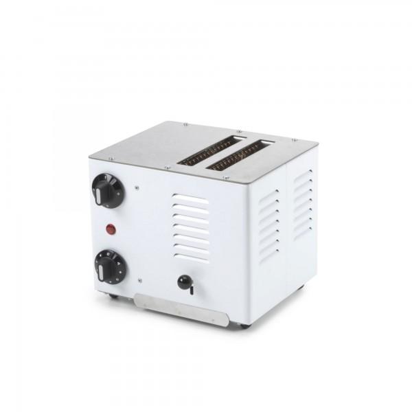 Rowlett Toaster Regent weiß (2 slot)