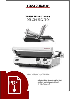 42537 - Design BBQ Pro - BDA