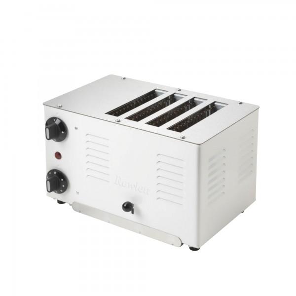 Rowlett Toaster Regent - 4 Schächte - Weiß