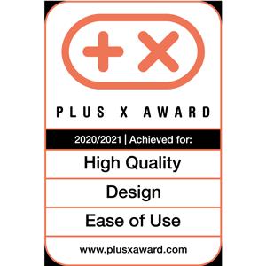 Plus X Testlogo