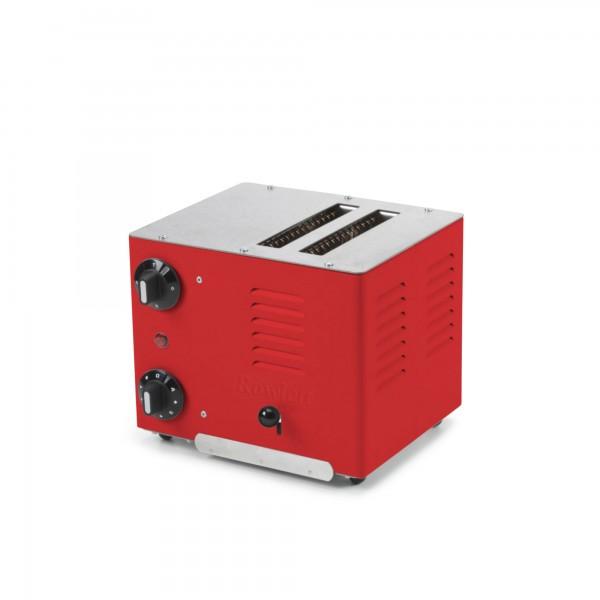 Rowlett Toaster Regent - 2 Schächte - Rot