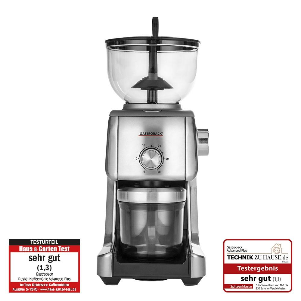 Gastroback Design Kaffeemühle Advanced Plus