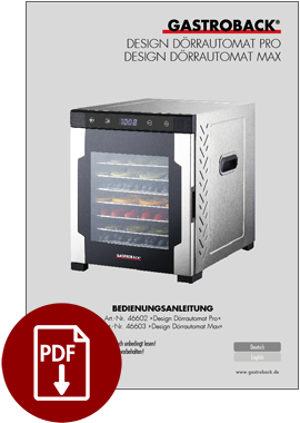 46603 - Design Dehydrator Max - IM