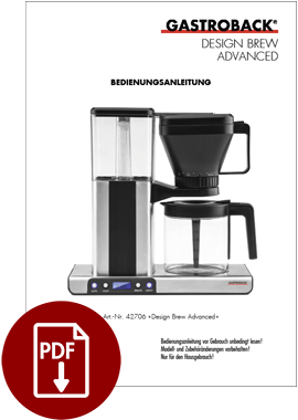 42706 - Design Brew Advanced - BDA