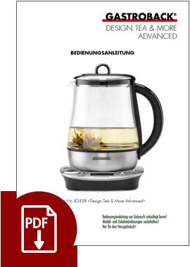 42438 - Design Tea & More Advanced - BDA