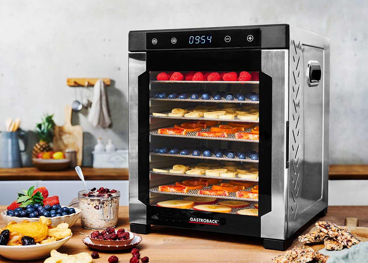 GASTROBACK® Dörrautomat - 46603 Design Dörrautomat Max