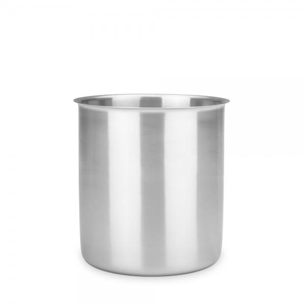 Edelstahlbehälter 10 Liter